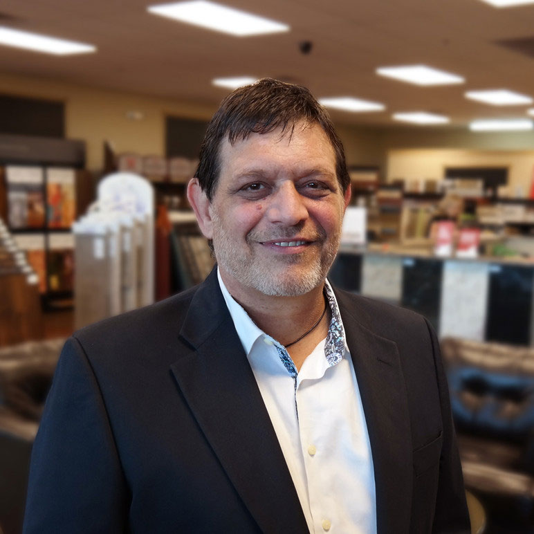 Dale Brinkschroeder, Owner of The Floor Store of Keller.
